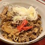神田 五大 - 牛丼