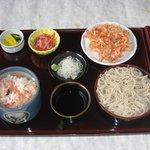 桜えび茶屋 - 料理写真:桜えび茶屋定食