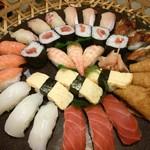 さかもとグルメの郷 - 料理写真:18/1 花かご盛:4500円(税抜)