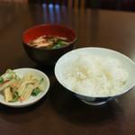 加津味 - 御飯物☆