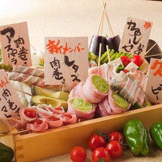 すみれの新定番【串市場】ご存知ですか?