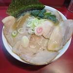 麺一盃 - かけそば 大(250g) チャーシュー1セット