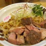 79435645 - 煮干しまぜ麺