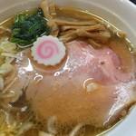 中華蕎麦しのざき - 料理写真: