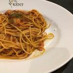 ケント - 料理写真:カレーミートスパ