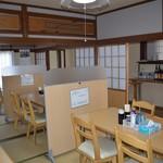 まこちゃんラーメン道楽 - 二階宴会スペース