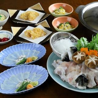 治兵衛伝統ふぐ料理をリーズナブルに愉しむ!