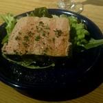 TODOS - 鶏白レバーパテ630円