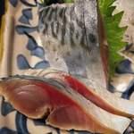 七伍屋 - 東京でこの鯖が食べられれば文句無し。
