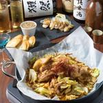 鶏ちゃん焼 時  - コース料理