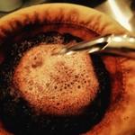 BISTRO Lanterne - ドリンク写真:珈琲はネルドリップです。