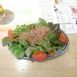 ビーフキッチンスタンド - 生野菜サラダ
