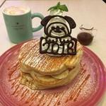 Hawaiian Cafe & Bar Tee-Tee - キャラメルパンケーキ