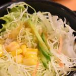 79457906 - サラダ(上丼)