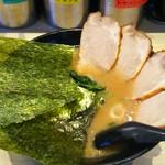 せい家 - チャーシュー麺