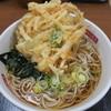 名代 箱根そば - 料理写真:かき揚げそば