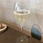 リストランテ・ダ・フィオーレ - スパークリングワイン