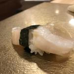 寿司 すみたに - タイラギ