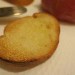 イタリアン&ビストロ 荏原町 BISTRON - じっくりローストしたあま~いトマト ズームアップ