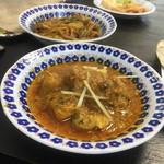 イヤマンレストラン - チキンカレー