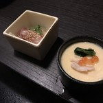 海鮮個室居酒屋 魚将 - 海鮮の創作茶碗蒸しと福岡名物 胡麻勘八