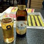○酒ぶっちぎり食堂 - 「サッポロプレミアム アルコールフリー」