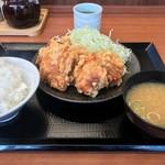 Karayama - トンカツ定食(竹)