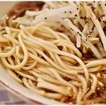 79465463 - コシの強い麺。