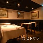 サンタ・マリア・ノヴェッラ・ティサネリーア - 両家にとっての大切な席に信頼できるレストラン