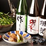 博多 慶州 - 料理に合わせて愉しみたい九州の本格焼酎。地酒やワインも豊富
