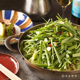 九州直送の食材をこだわって仕入れ。本場九州の郷土料理を満喫