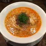 鳴龍 - 「担担麺」850円