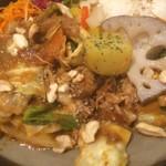 Mikazuki Curry SAMURAI. - スパイシーチキンカレー 野菜増し