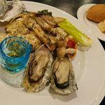 TANTO屋 - 鯛と魚介のポワレ 2018.1