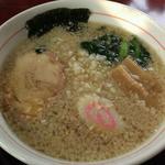麺や 燕華 - あっさり背油ラーメン  680円