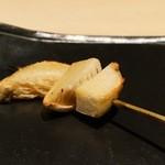 焼鳥 茜 - エリンギ・筍