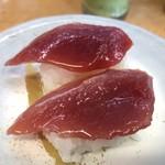 すしバリュー - 料理写真:漬けマグロ ¥108