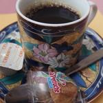 国登録有形文化財 モダン亭太陽軒 - (2018年01月)コーヒー