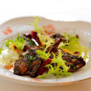 イタリア料理の歴史や人との繋がりを大切に生み出されるひと皿