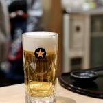 天ぷらと日本酒 明日源 - お先にトリビー♪