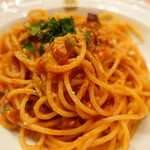 ピッツェリア・サバティーニ - スパゲッティアマトリチャーナ