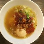 鴨ふじ - 鴨辛麺