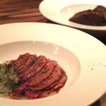 もうやんカレー - 肉肉 味噌豚カルビ&チキンカレー