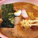 寿晴ラーメン - 料理写真:五目味噌ラーメン