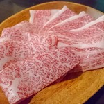79476155 - 牛肉2種(食べ放題)
