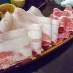 79476169 - 豚肉2種(東京Xなど)