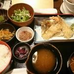 海鮮 銘酒 ななつぼし - 天ぷら御膳