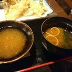 海鮮 銘酒 ななつぼし - お味噌汁