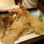 海鮮 銘酒 ななつぼし - 天ぷら