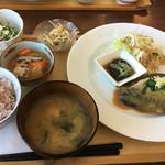 ゆくれれ - 日替わり定食¥1200